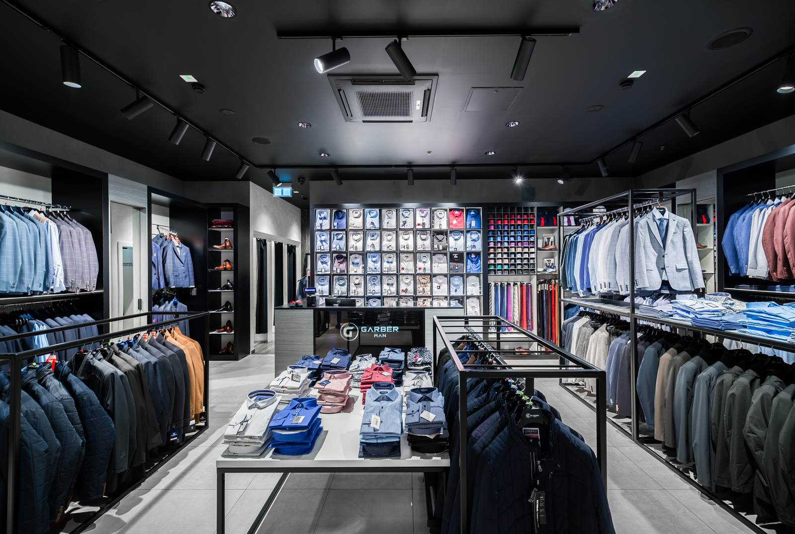 Garber - sklep z modą męską w Gdańsku