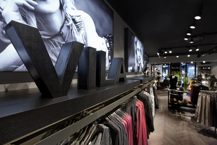 Vila Clothes, sklep z odzieżą - Kopenhaga, Dania